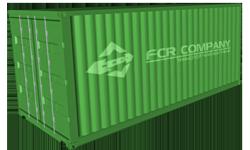 20» Standard (Стандартный 20-ти футовый контейнер)