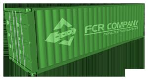 Стандартный 40-ка футовый контейнер