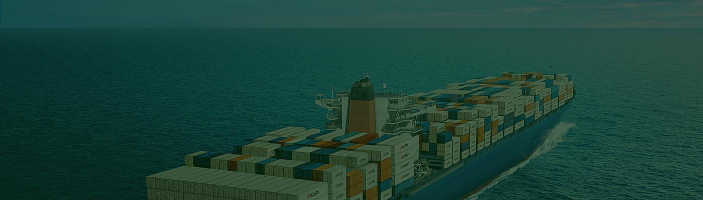 Международные морские перевозки (фрахт)